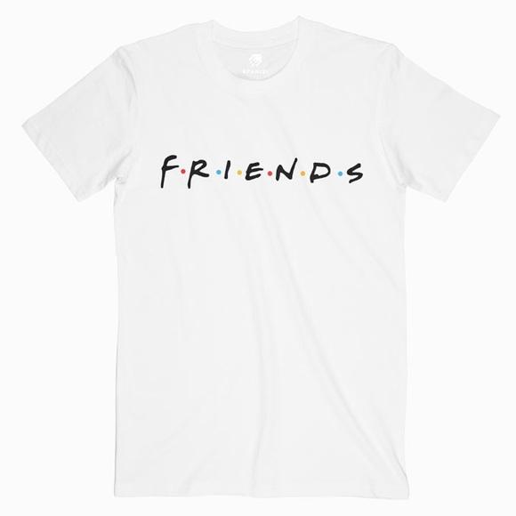 Tops - FRIENDS T Shirt